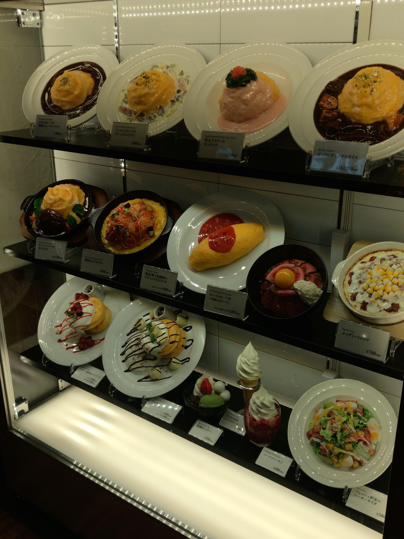仙台パルコ本館★「オムライスとパンケーキの店OMS」を見てきました