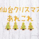 ヨドバシカメラ仙台店★すっかりクリスマス商戦仕様に(ウーニーズも)